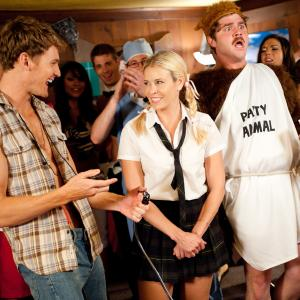 Still of Chelsea Handler, Josh Pence and James Pumphrey in Fun Size (2012)
