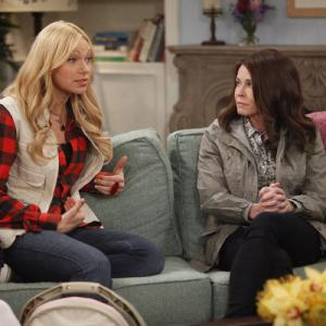 Still of Laura Prepon and Chelsea Handler in Are You There Chelsea? 2012