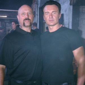 Fire With Fire Julian McMahon and Brian Oerly