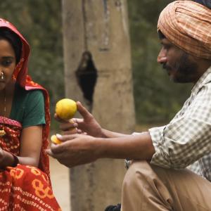 Still of Tannishtha Chatterjee and Rajesh Tailang in Siddharth (2013)