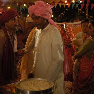 Rajpal Yadav and Tannishtha Chatterjee in Bhopal A Prayer for Rain 2014