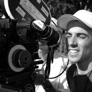 On the set of The Heart is a Hidden Camera 2007