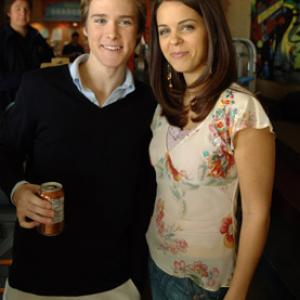 Melissa McIntyre and Jamie Johnston at event of Degrassi: The Next Generation (2001)