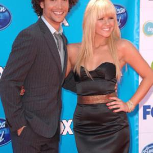 Justin Guarini, Kimberly Caldwell