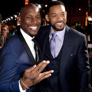 Will Smith, Tyrese Gibson