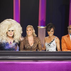 Robin Givens, RuPaul, The Lady Bunny, Candice Cane