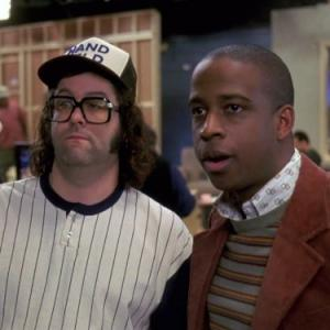 Judah Friedlander, Keith Powell