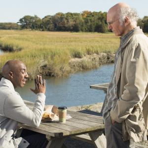 Larry David, J.B. Smoove