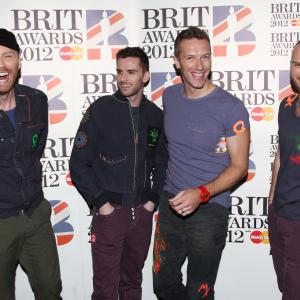 Coldplay, Chris Martin, Guy Berryman