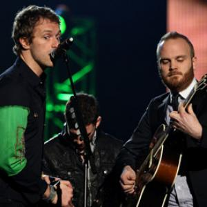 Chris Martin, Guy Berryman, Will Champion