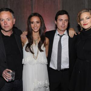Casey Affleck, Jessica Alba, Kate Hudson and Michael Winterbottom at event of The Killer Inside Me (2010)