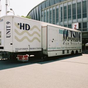 HD truck Prague