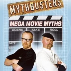 Adam Savage and Jamie Hyneman in MythBusters (2003)