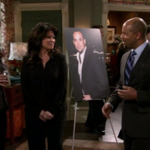Still of Valerie Bertinelli, Jane Leeves and Chris Williams in Hot in Cleveland (2010)