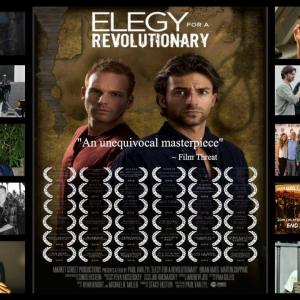 Elegy for a Revolutionary 2013 AFRICAN MOVIE ACADEMY AWARDS NOMINEE (AMAA): BEST SHORT Executive Producer: Stacy Owens Ekstein Director: Paul van Zyl http://ama-awards.com http://elegy-movie.com http://tomasboykin.com
