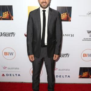 Actor Beejan Land attends the 3rd Annual Australians in Film Awards Benefit Gala at the Fairmont Miramar Hotel in Santa Monica, California.