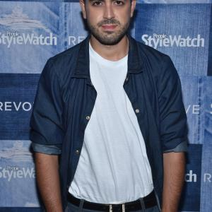 Beejan Land attends 2014 People StyleWatch Annual Denim Awards