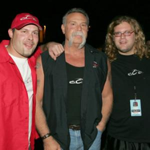 Paul Teutul Jr., Paul Teutul Sr., Michael Teutul