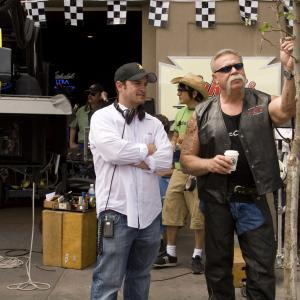 Walt Becker, Paul Teutul Sr.