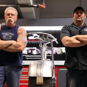 Paul Teutul Jr., Paul Teutul Sr.