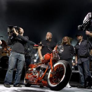 Billy Joel, Adam Moyer, John Rotan, Paul Teutul Jr., Paul Teutul Sr., Michael Teutul