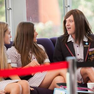 Chris Lilley, Phoebe Roberts, Laura Grady