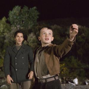 Ben Chaplin and Alex Etel in The Water Horse (2007)
