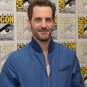 Aaron Abrams at San Diego Comic Con