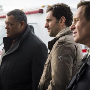 Hannibal (2013– ) Lawrence Fishburne Aaron Abrams Scott Thompson