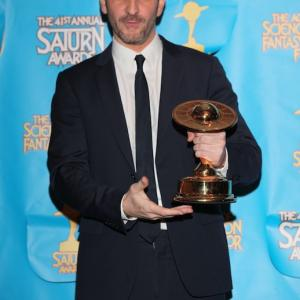 Aaron Abrams at The Saturn Awards