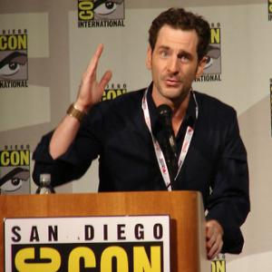 COMIC-CON INTERNATIONAL: SAN DIEGO -- Pictured: Aaron Abrams