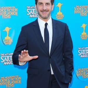 Aaron Abrams arrives at the 41st Annual Saturn Awards in Burbank, CA.