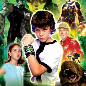 Haley Ramm and Graham Phillips in Ben 10: Race Against Time (2007)