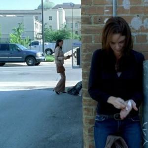 Still of Sarah Wayne Callies in Kalejimo begliai (2005)