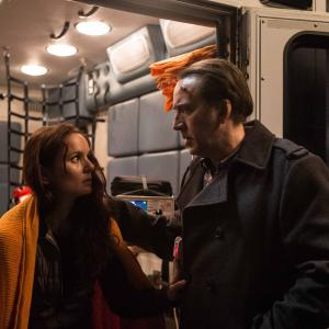 Still of Nicolas Cage and Sarah Wayne Callies in Pay the Ghost (2015)