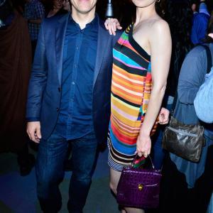 Steven Quale and Sarah Wayne Callies