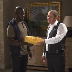James Spader, Hisham Tawfiq