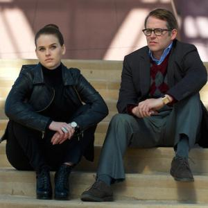 Matthew Broderick, Alice Eve