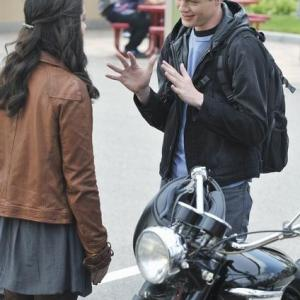 Still of Vanessa Marano and Sean Berdy in Switched at Birth 2011