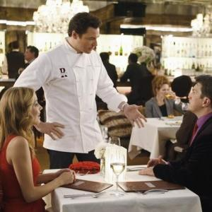 Nathan Fillion, Julie Gonzalo, Rocco DiSpirito