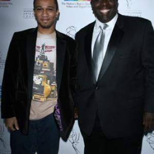 Gary Anthony Williams, Aaron McGruder