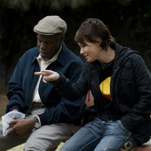 Danny Glover and Sarah Spillane  This Life