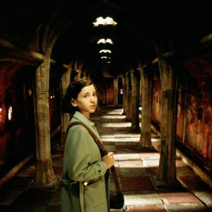 Still of Ivana Baquero in Pan's Labyrinth (2006)