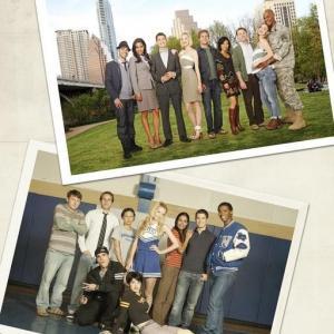Still of Daniella Alonso, Kelli Garner, Michael Stahl-David, Mehcad Brooks, Sebastian Sozzi and Anne Son in My Generation (2010)