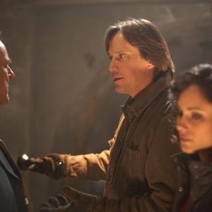 Peter MacNeill Kevin Sorbo and Natalie Brown star in Something Beneath
