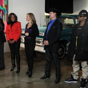 Meat Loaf, Star Jones, Marlee Matlin, Lil Jon, John Rich