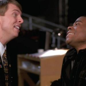 Tracy Morgan, Jack McBrayer