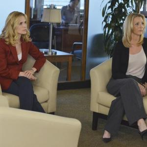 Still of Lisa Kudrow and Sally Pressman in Scandal 2012
