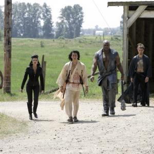 Will Yun Lee, Natassia Malthe, Bob Sapp, Chris Ackerman