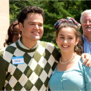 Donny Osmond, Molly Ephraim